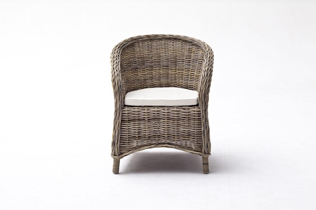 NovaSolo Bonsun Armchair with Cushion (Set of 2)-4
