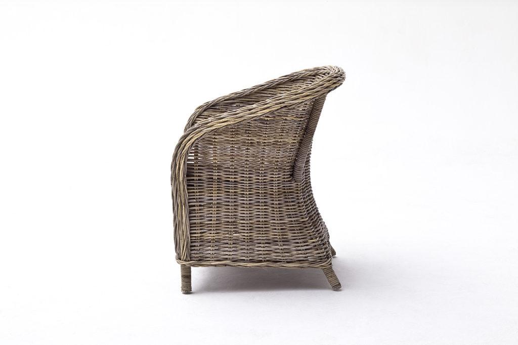 NovaSolo Bonsun Armchair with Cushion (Set of 2)-6