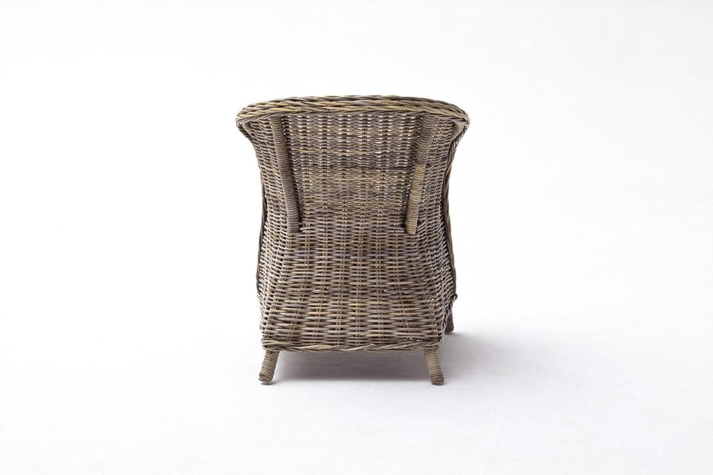 NovaSolo Bonsun Armchair with Cushion (Set of 2)-7