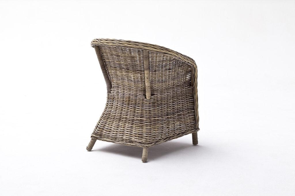 NovaSolo Bonsun Armchair with Cushion (Set of 2)-8