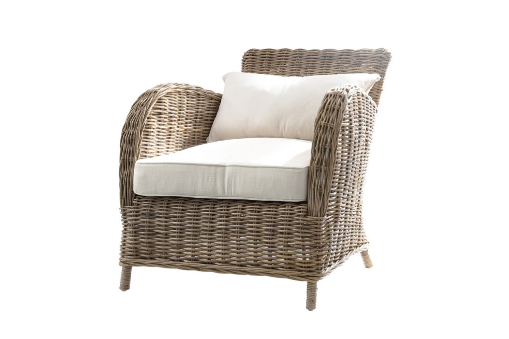 NovaSolo Knight Chair with Seat & Back Cushions-3