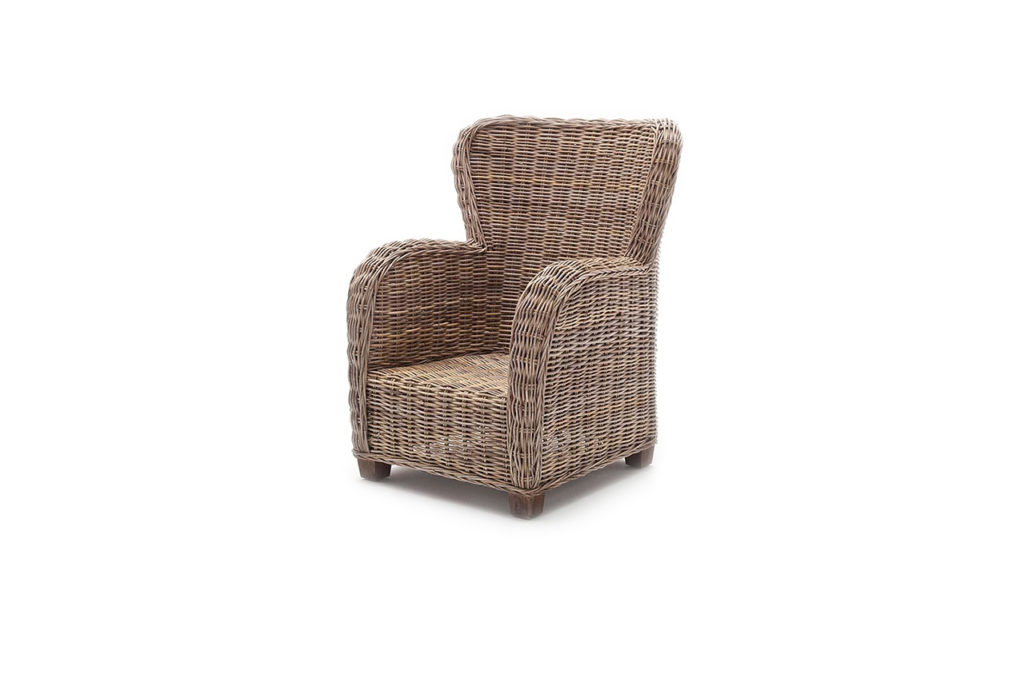 NovaSolo Queen Chair with Seat & Back Cushions-6
