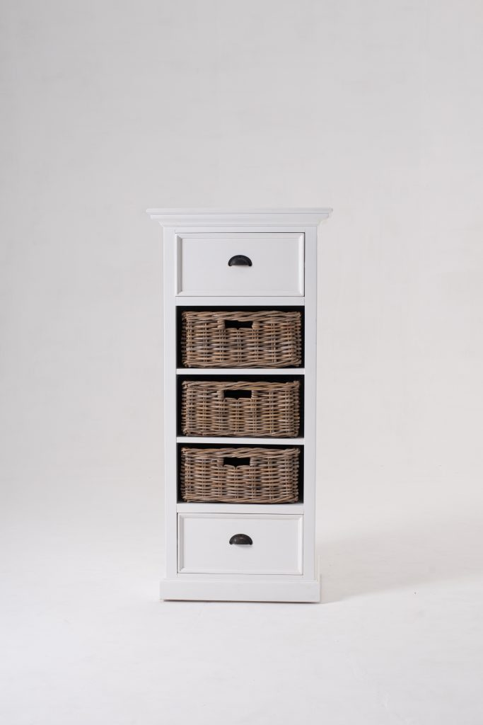 Halifax Grand Storage Unit with Basket Set_1