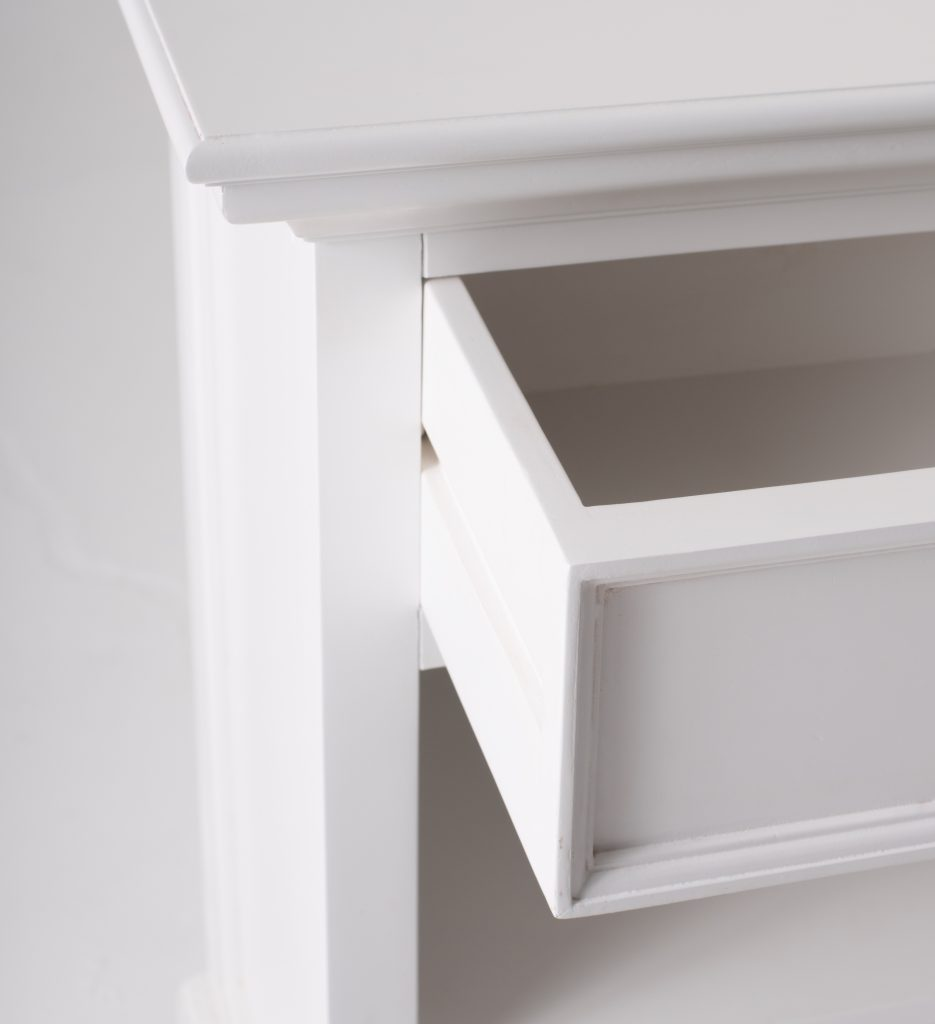Halifax Grand Bedside Table with Shelves_8