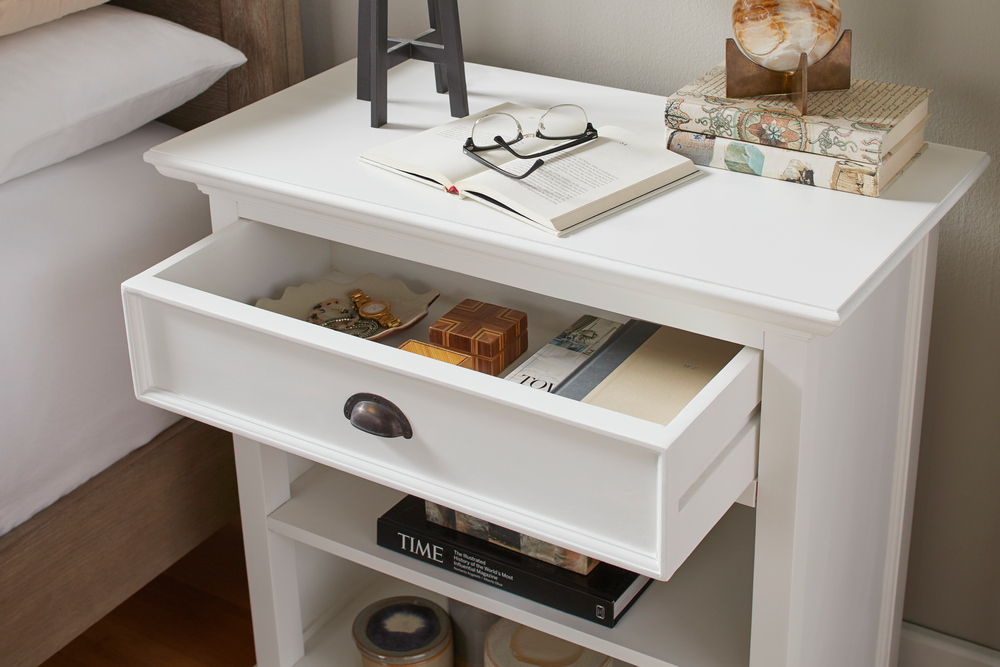 Halifax Grand Bedside Table with Shelves_11