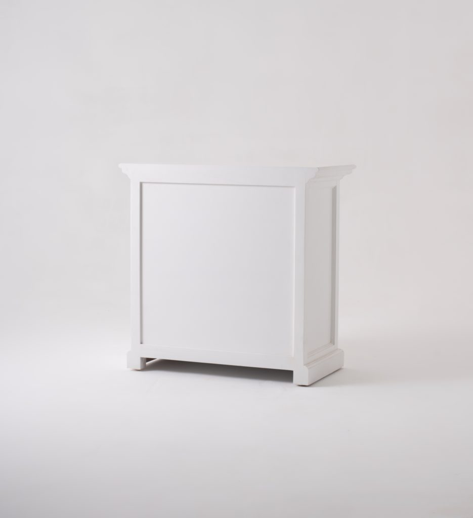 Halifax Grand Bedside Table with Shelves_5