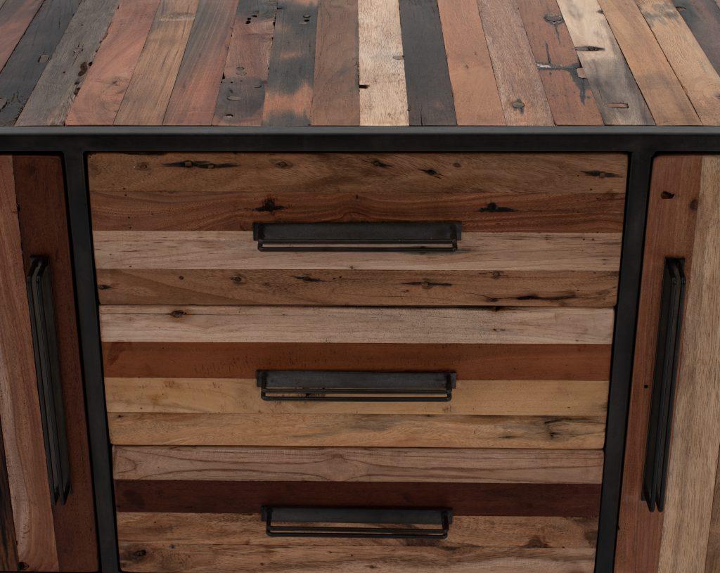 Nordic Buffet 2 Doors 3 Drawers_15