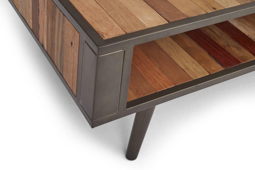 Nordic Coffee Table Open Shelf_7