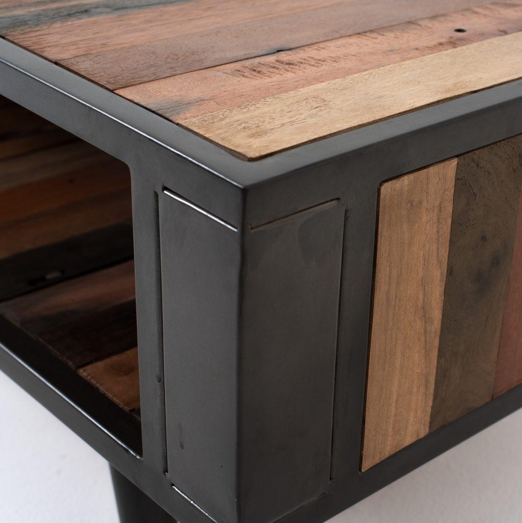 Nordic Coffee Table Open Shelf_9