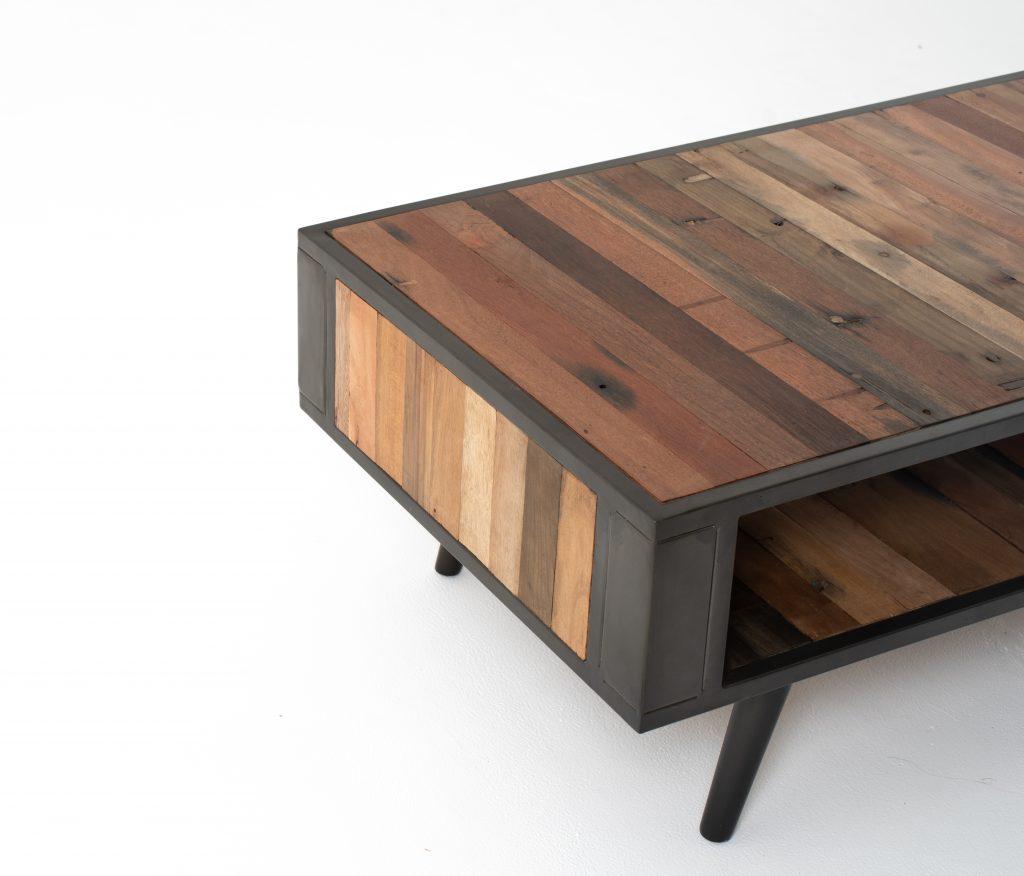 Nordic Coffee Table Open Shelf_12