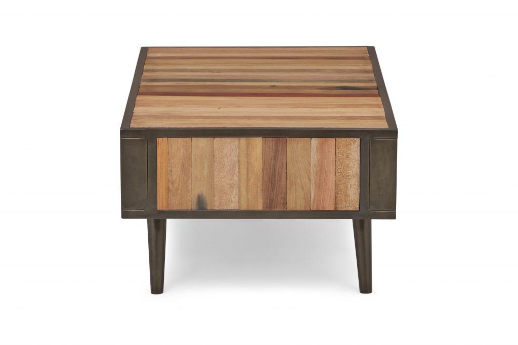 Nordic Coffee Table Open Shelf_3
