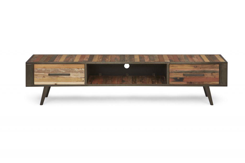 Nordic TV Dresser 2 Drawers_1