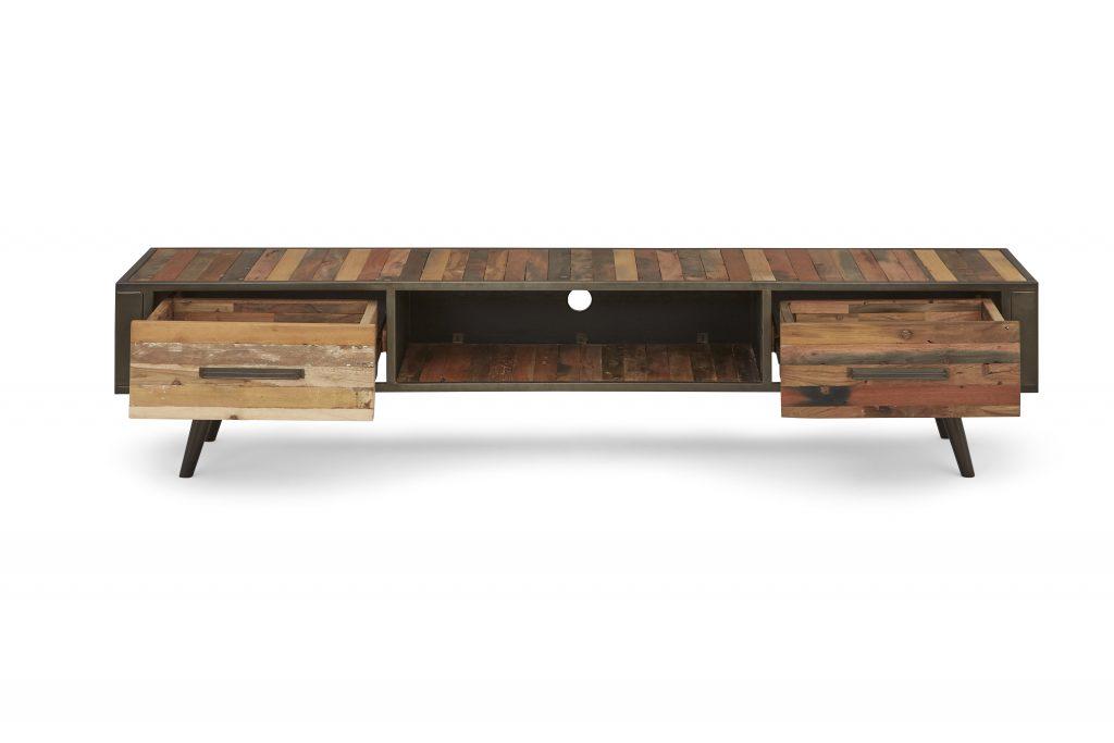 Nordic TV Dresser 2 Drawers_2