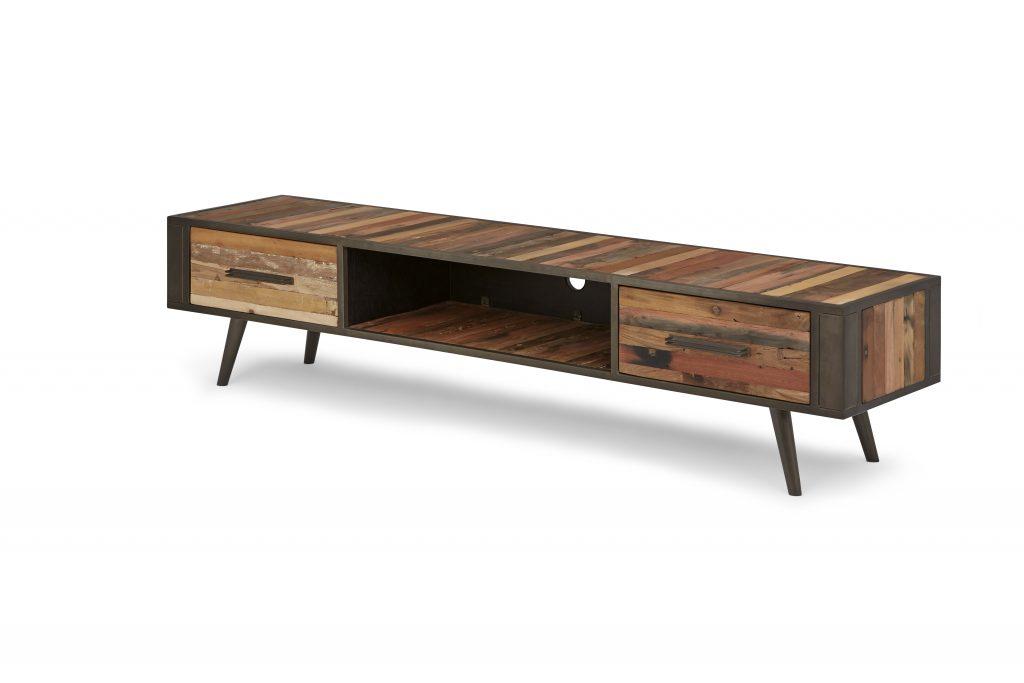 Nordic TV Dresser 2 Drawers_3