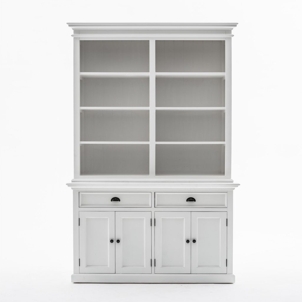Halifax Buffet Hutch Unit with 8 Shelves_1