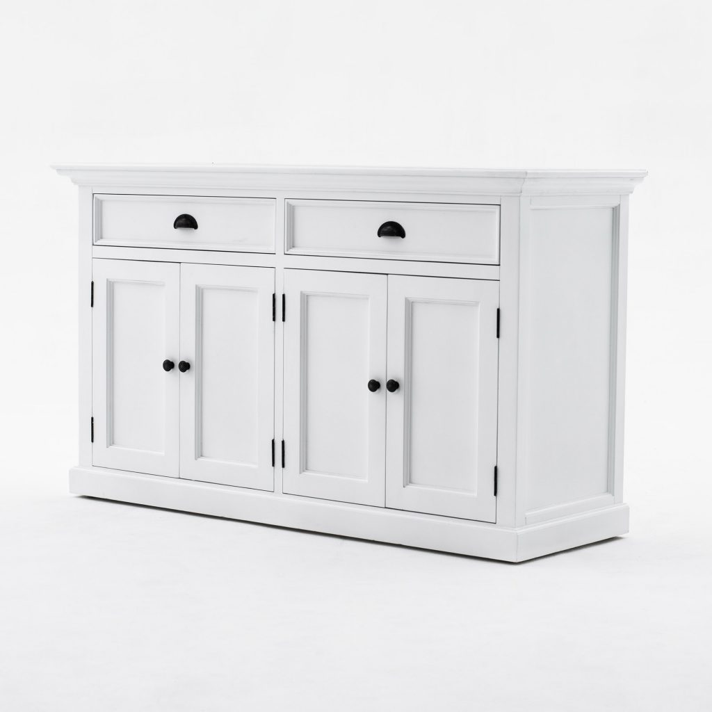 Halifax Buffet Hutch Unit with 8 Shelves_12
