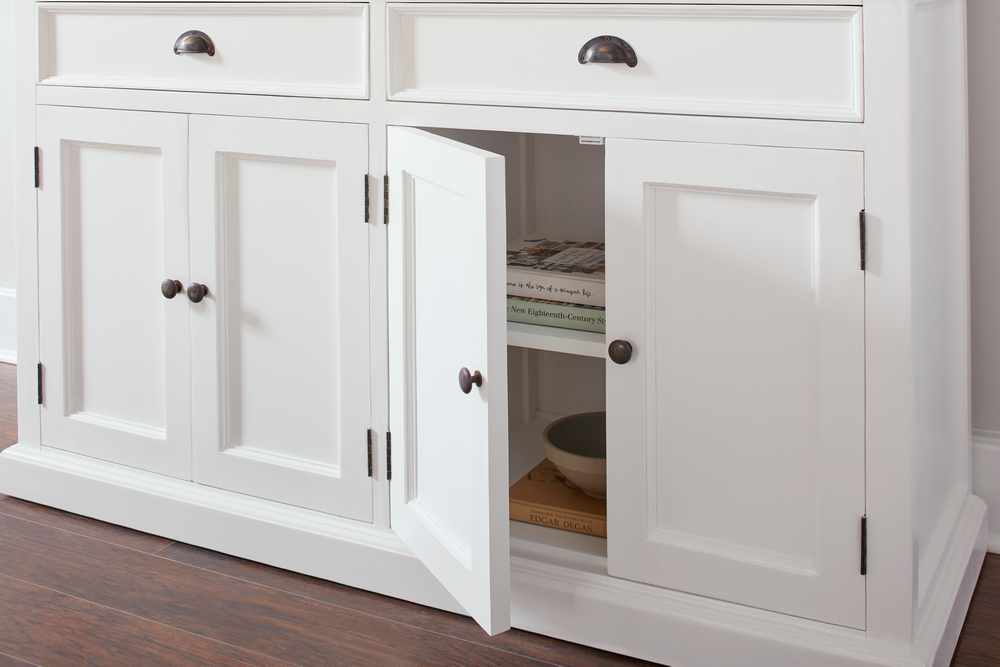 Halifax Buffet Hutch Unit with 8 Shelves_22