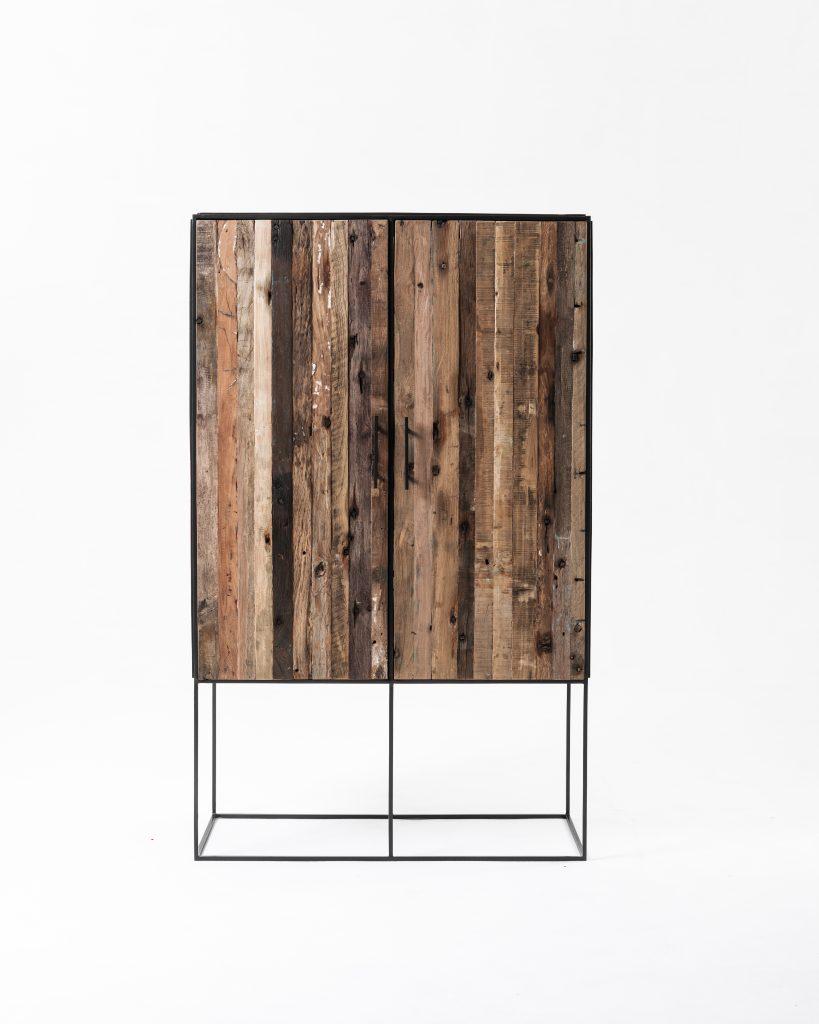 Rustika Cabinet 2 Doors_1