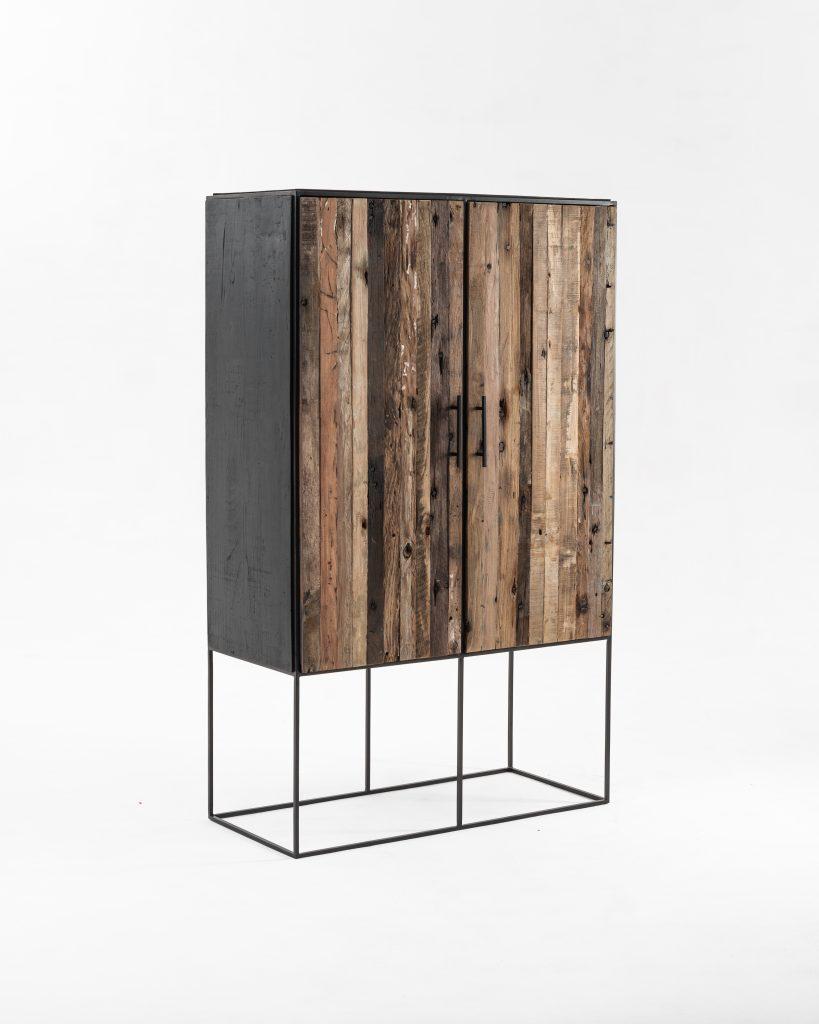 Rustika Cabinet 2 Doors_3