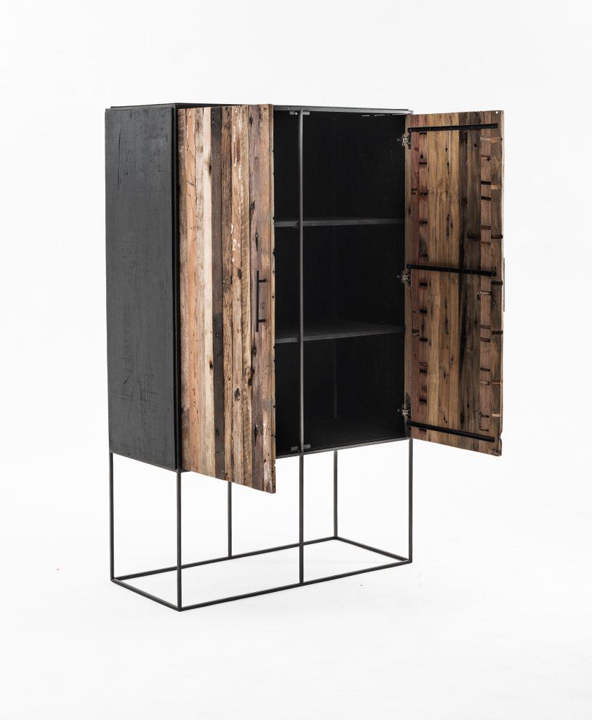 Rustika Cabinet 2 Doors_4