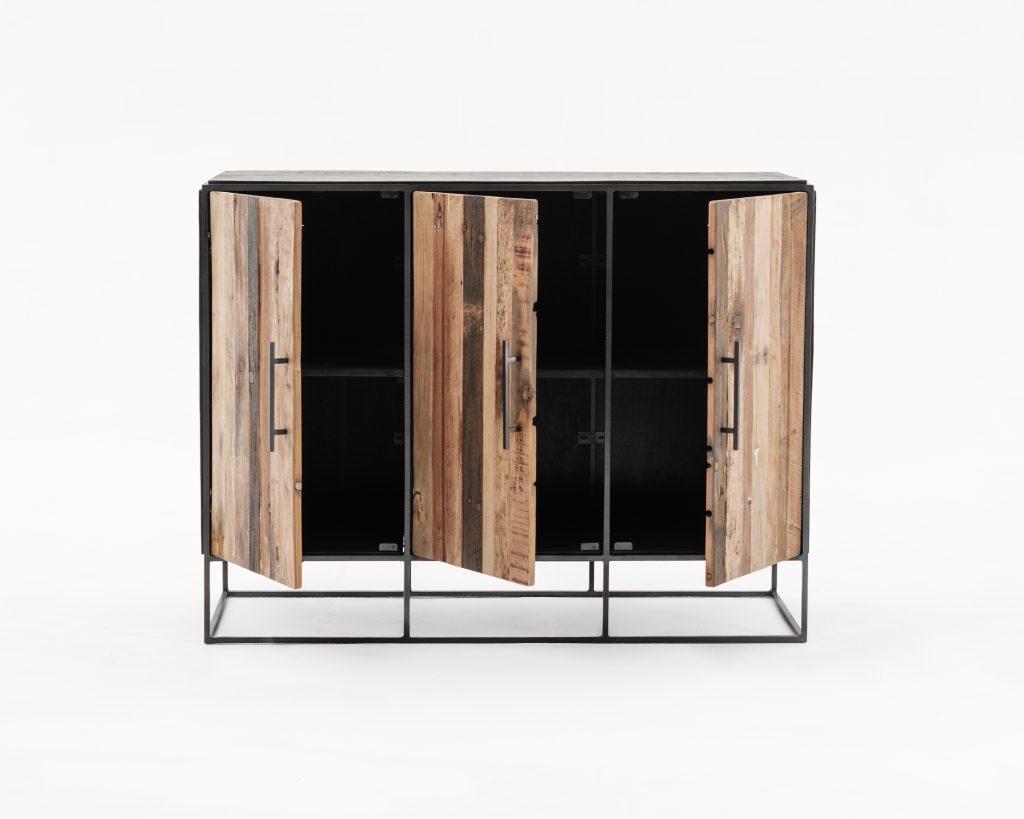 Rustika Sideboard 3 Doors_2