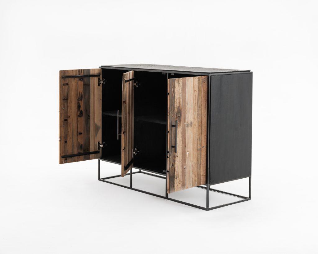 Rustika Sideboard 3 Doors_4