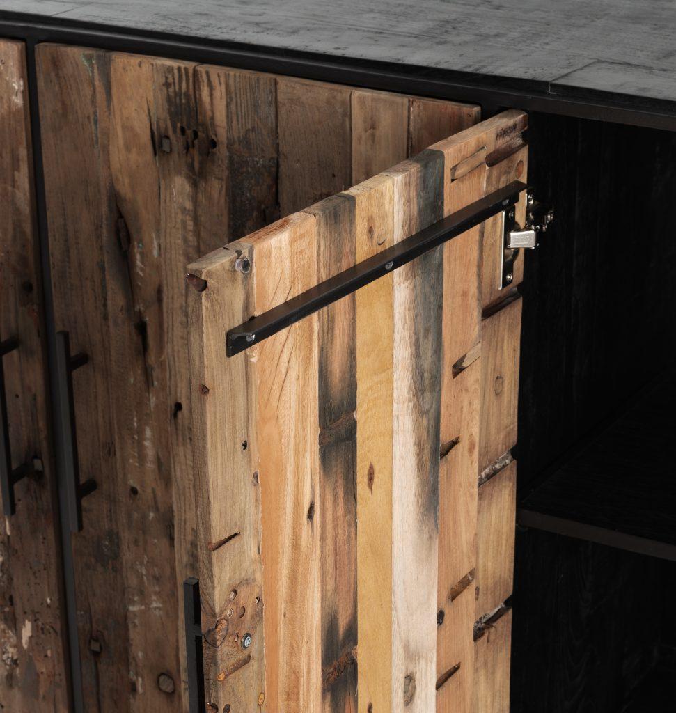 Rustika Sideboard 4 Doors_11