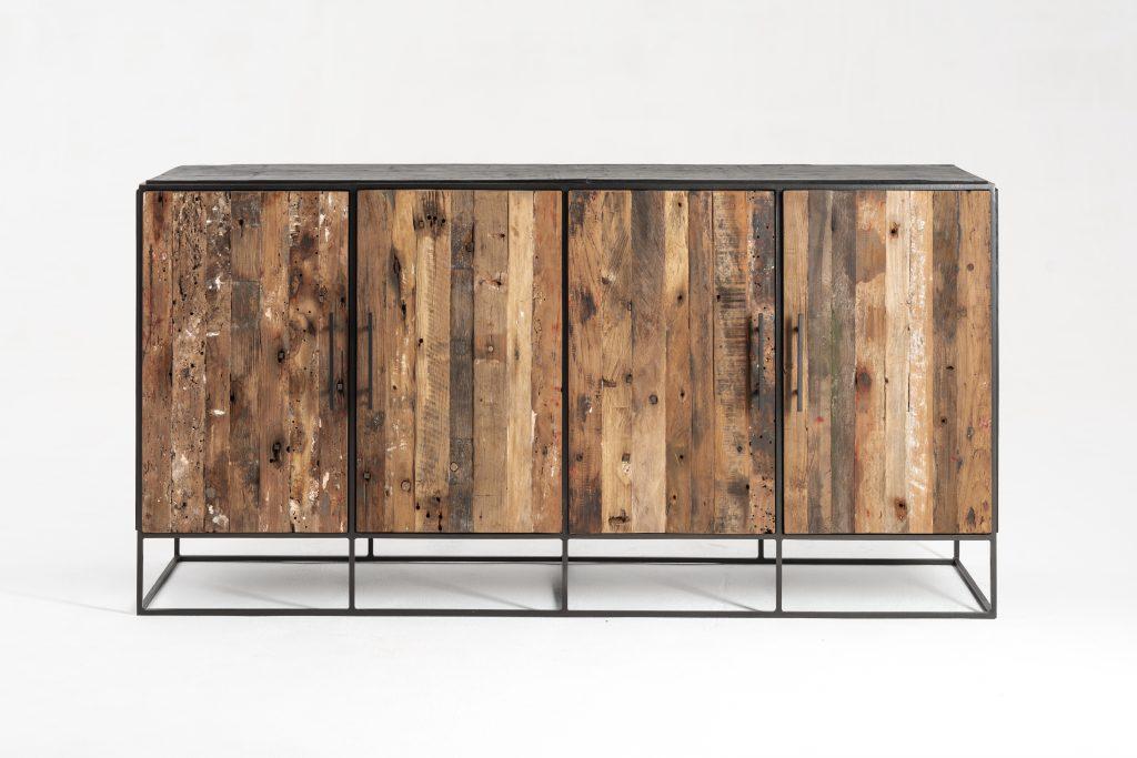 Rustika Sideboard 4 Doors_1