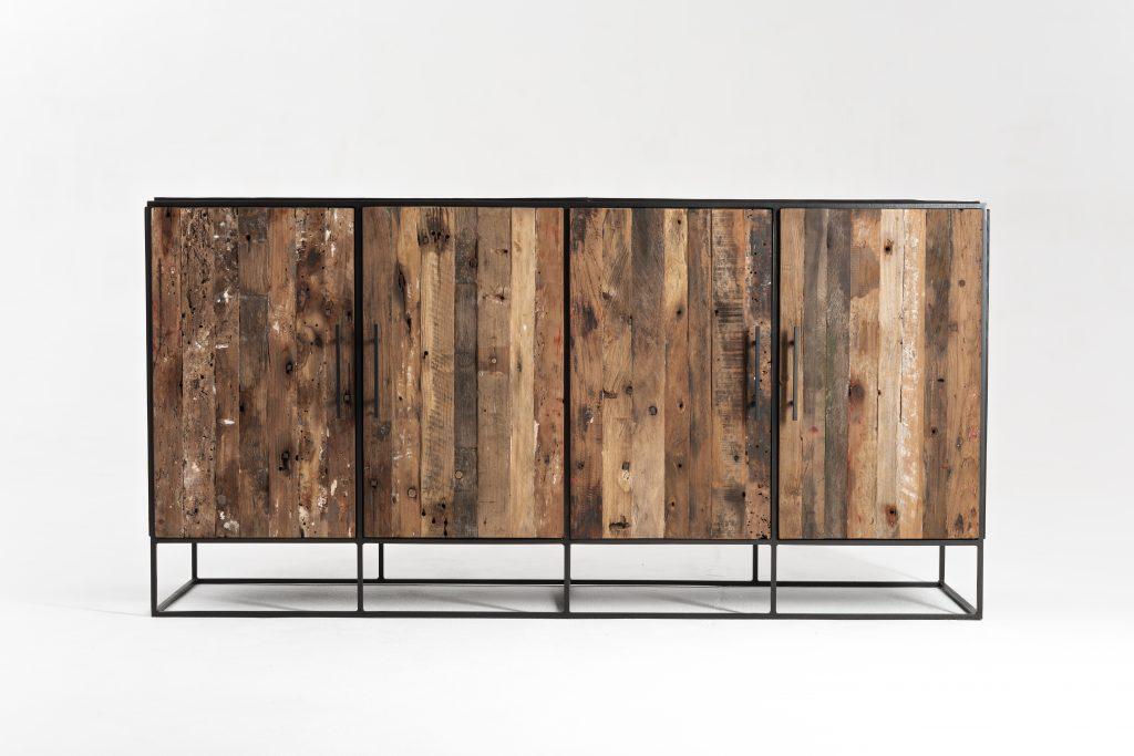 Rustika Sideboard 4 Doors_2