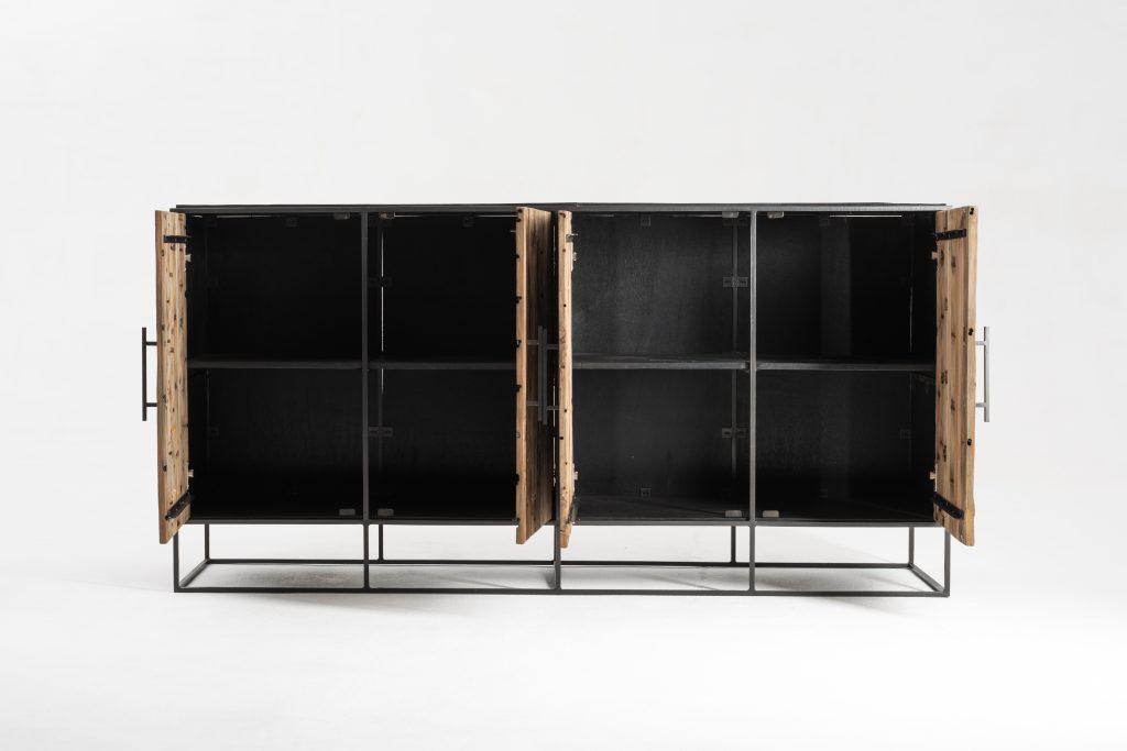 Rustika Sideboard 4 Doors_3