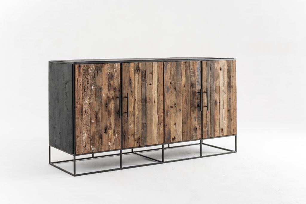 Rustika Sideboard 4 Doors_4
