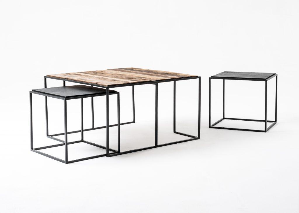 Rustika Nesting Coffee Table Set 80cm_20