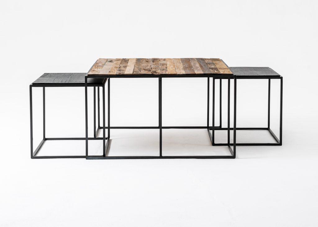 Rustika Nesting Coffee Table Set 80cm_1