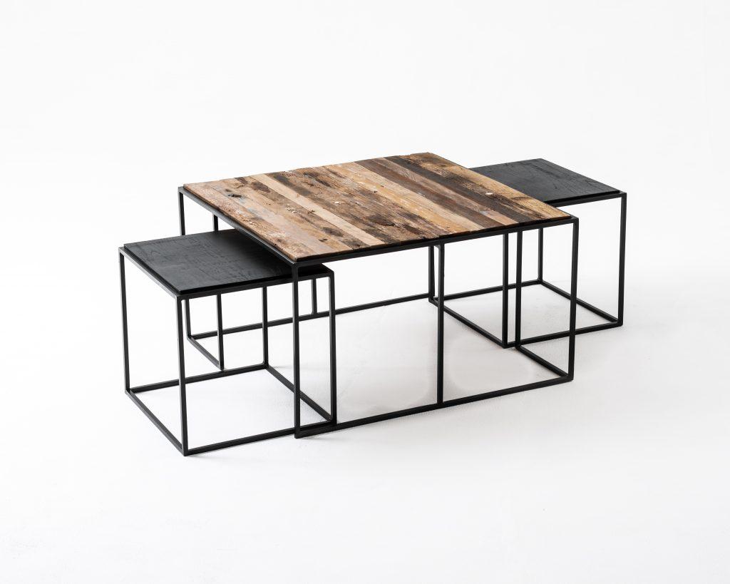 Rustika Nesting Coffee Table Set 80cm_3