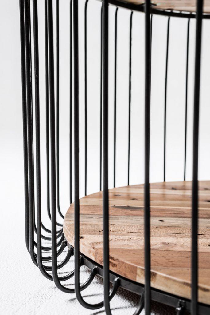 Round Coffee Table 80cm_5