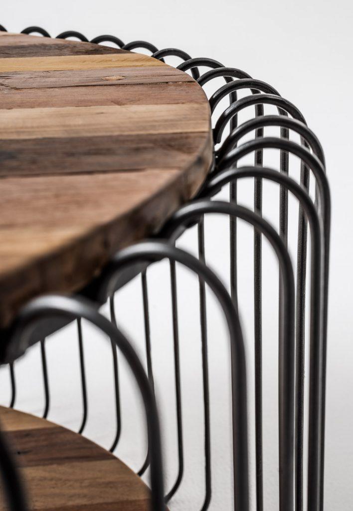 Round Coffee Table 80cm_6