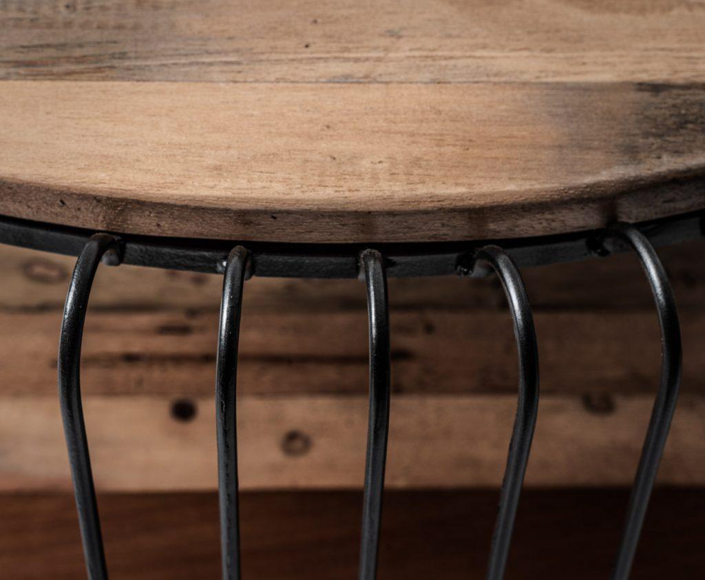 Round Coffee Table 80cm_7