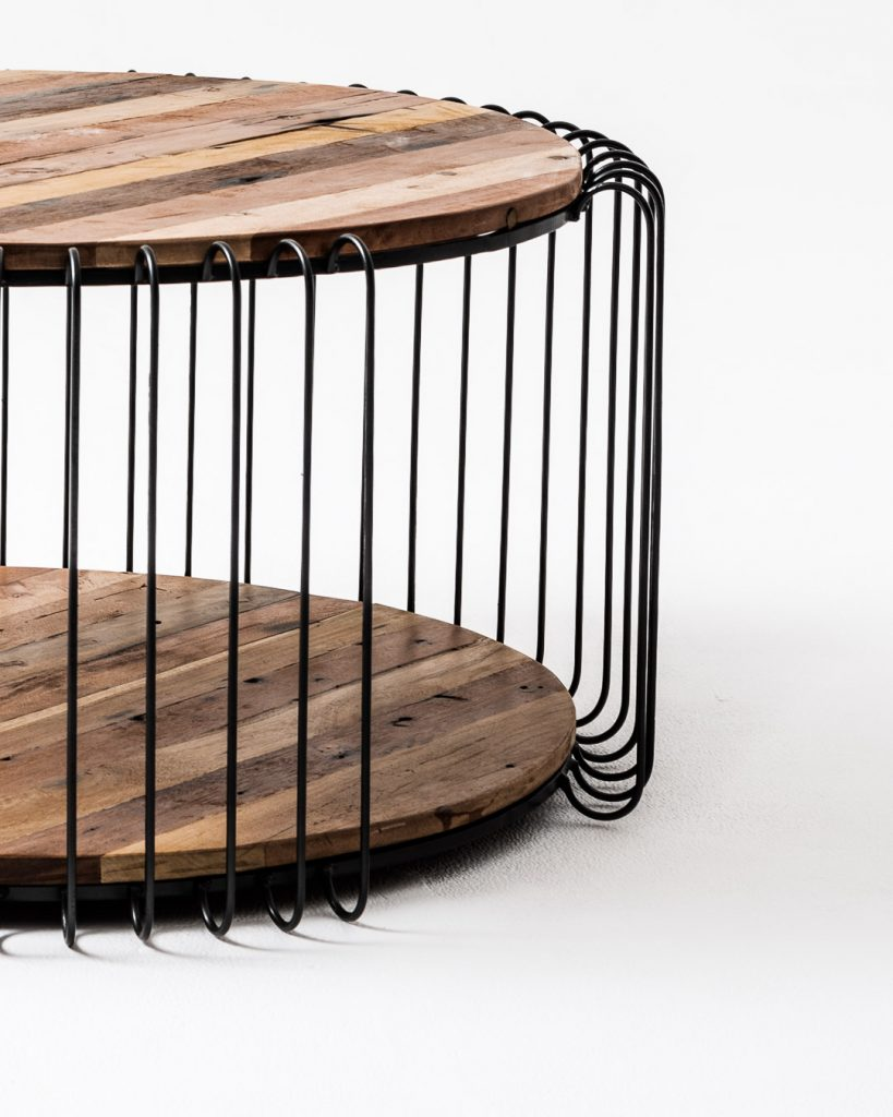 Round Coffee Table 80cm_8
