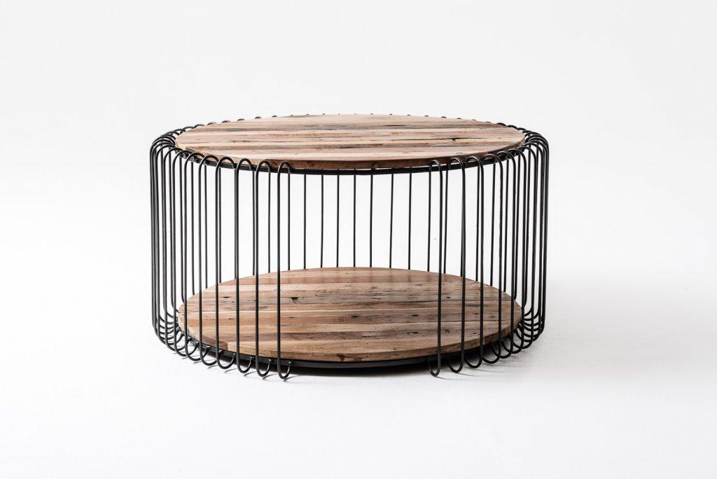 Round Coffee Table 80cm_1
