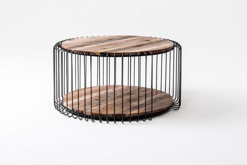 Round Coffee Table 80cm_2