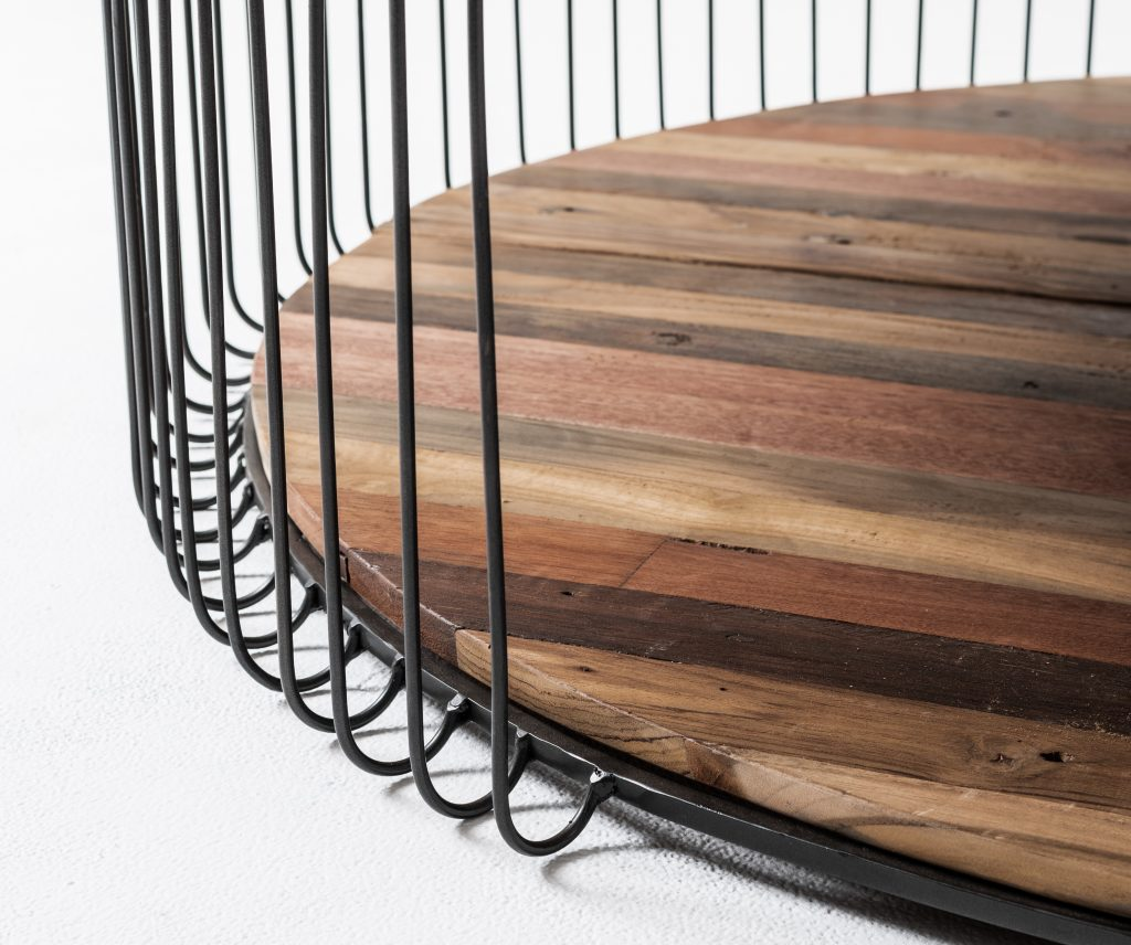 Round Coffee Table 130cm_4