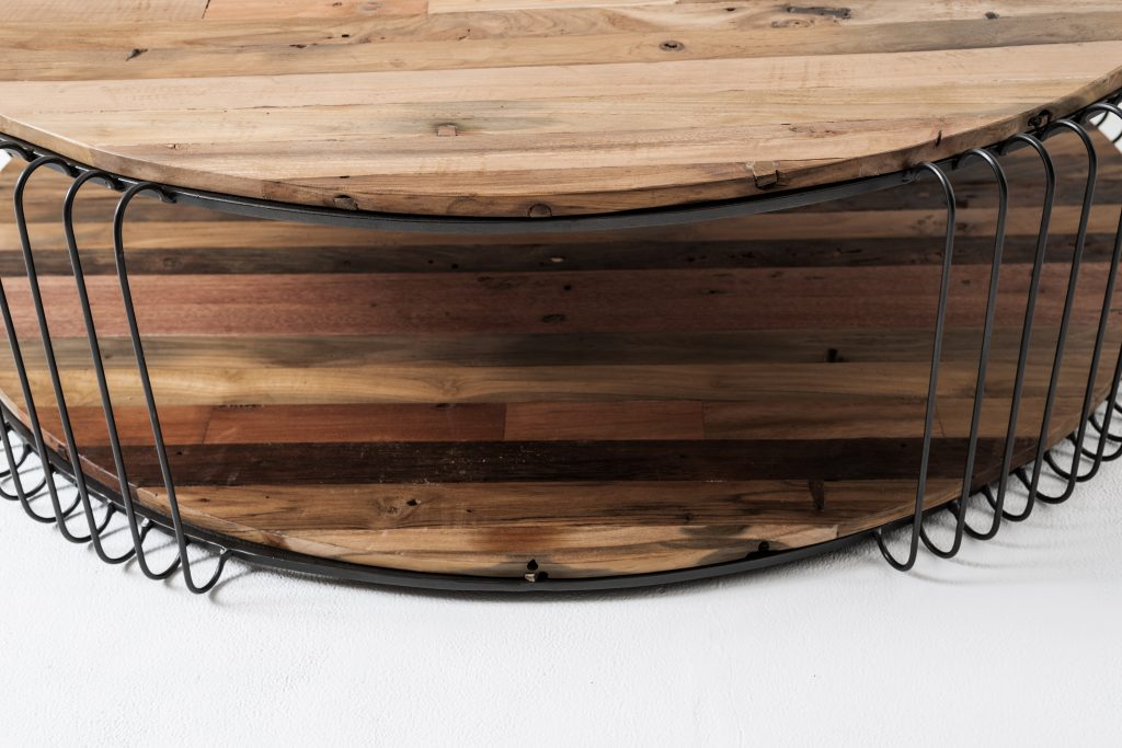 Round Coffee Table 130cm_5