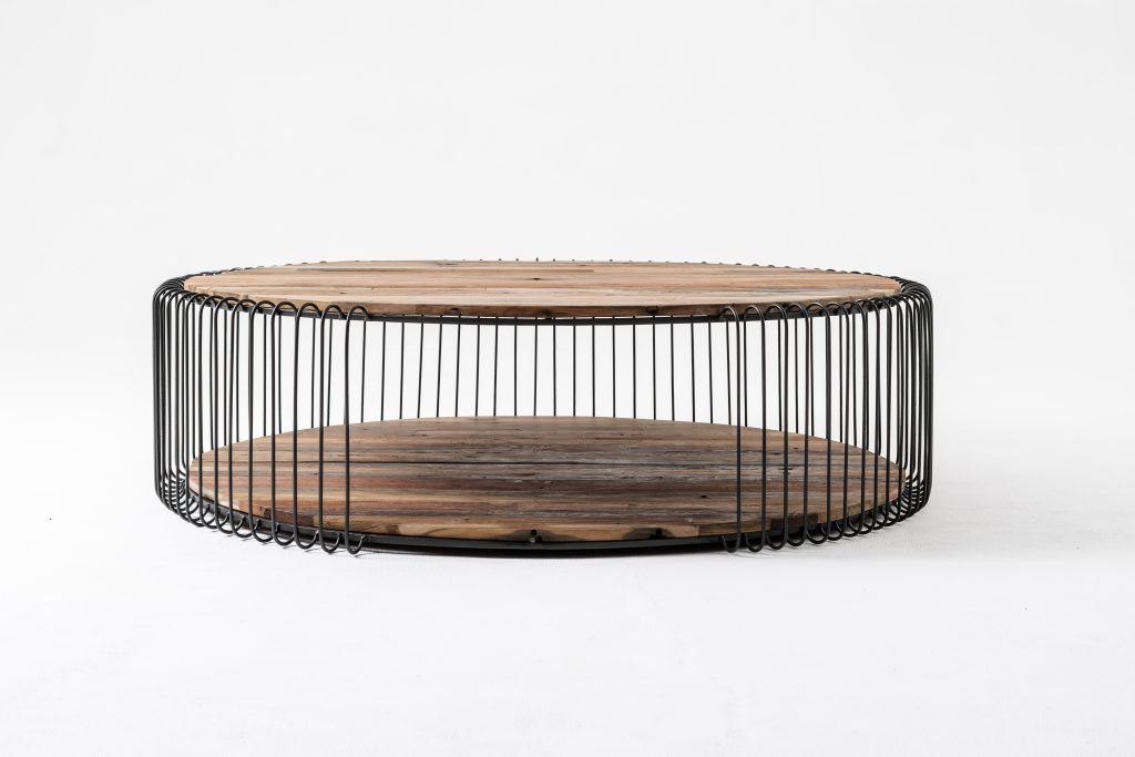 Round Coffee Table 130cm_1