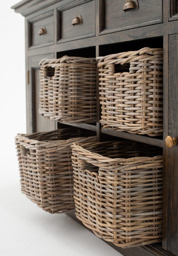 Halifax Mindi Buffet with 4 Baskets_9