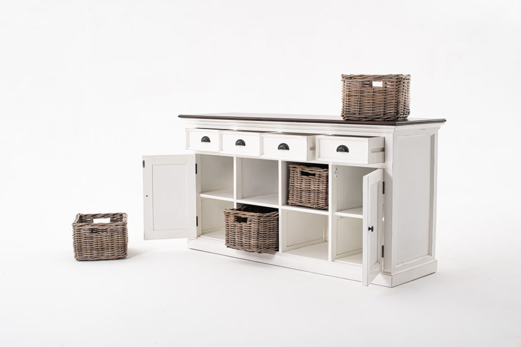 Halifax Accent Buffet with 4 Baskets_6