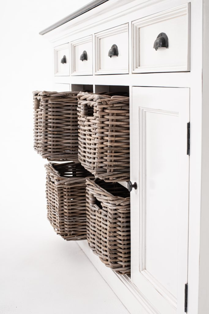 Halifax Accent Buffet with 4 Baskets_8