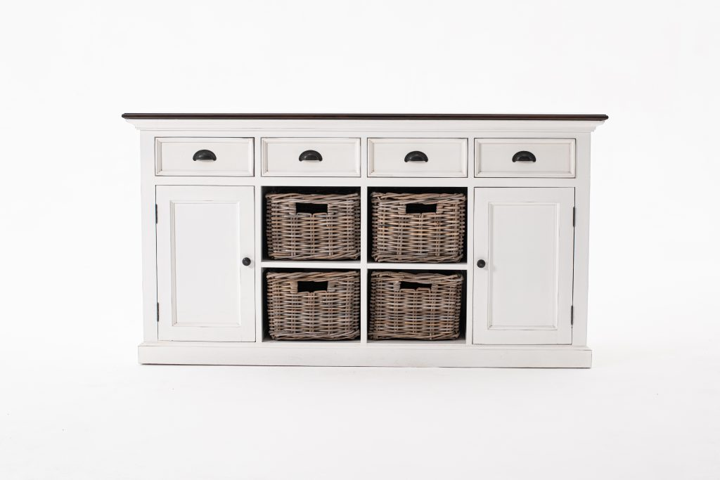 Halifax Accent Buffet with 4 Baskets_1