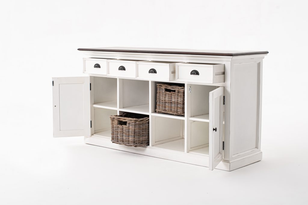 Halifax Accent Buffet with 4 Baskets_3
