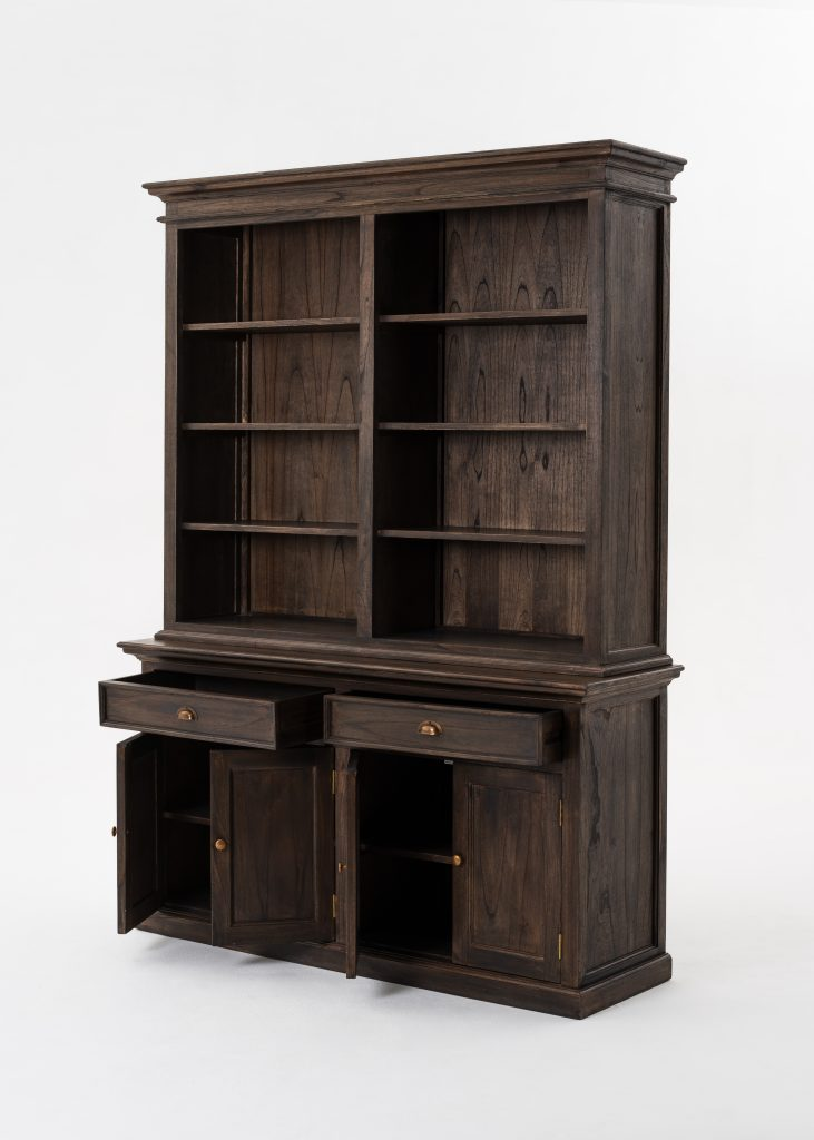 Halifax Mindi Hutch Bookcase Unit_4