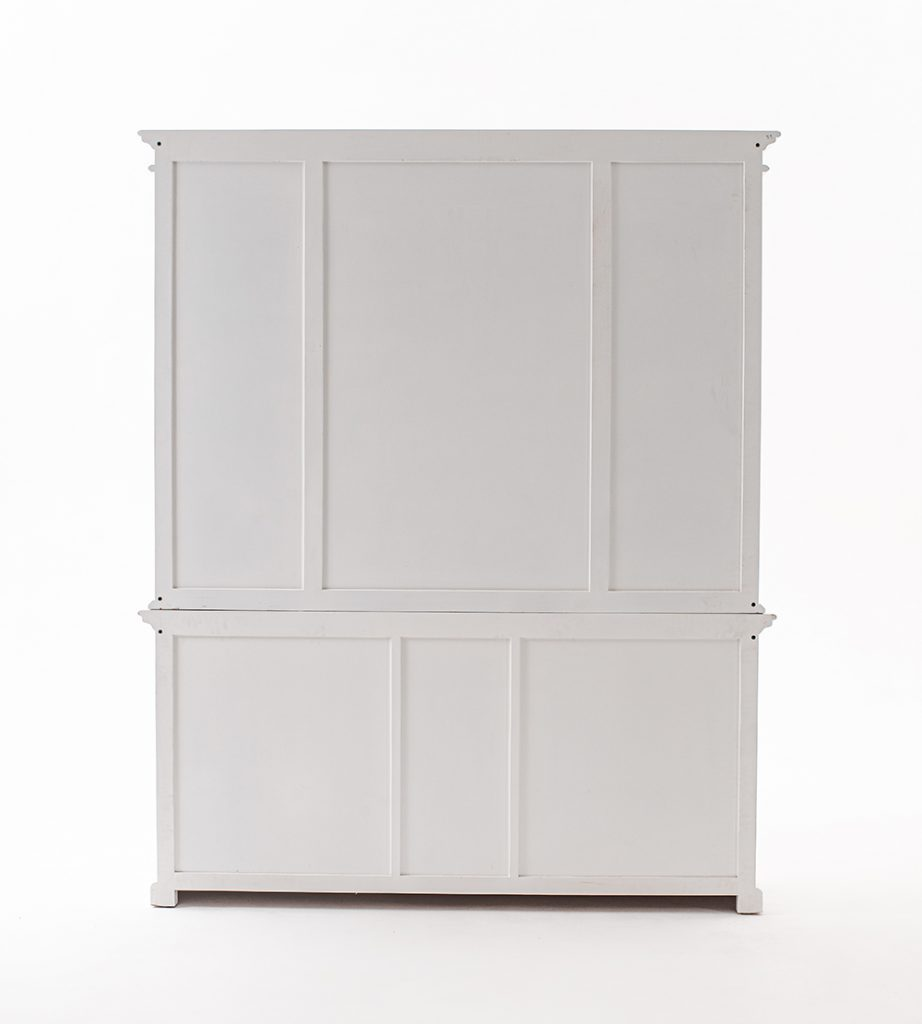 Halifax Kitchen Hutch Cabinet with 5 Doors 3 Drawers_6